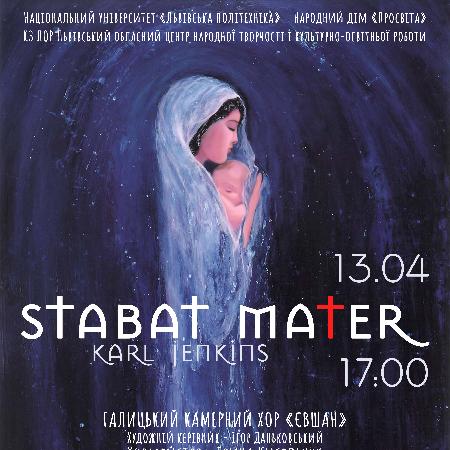 """Stabat Mater"""", Karl Jenkins"""